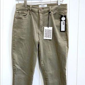 Pistola Denim Aline High Rise Skinny Jeans NWT